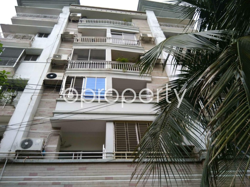 Front view - 3 Bed Apartment to Rent in Gulshan, Dhaka - 1910830