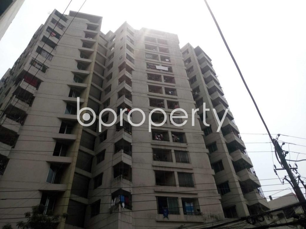 Front view - 3 Bed Apartment to Rent in Motijheel, Dhaka - 1911243