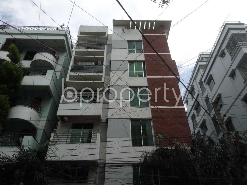 Front view - 2 Bed Apartment for Sale in Mohammadpur, Dhaka - 1913023