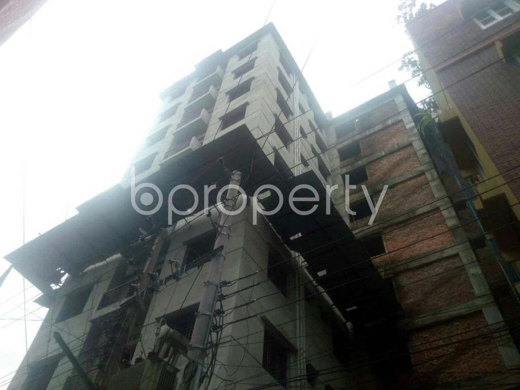 Outside view - 3 Bed Apartment for Sale in Rampura, Dhaka - 1913192