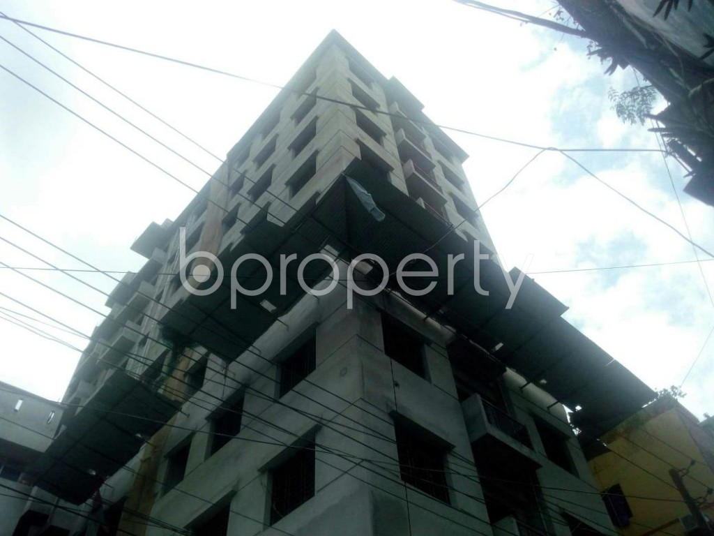 Outside view - 3 Bed Apartment for Sale in Rampura, Dhaka - 1913194
