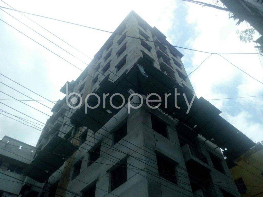 Outside view - 3 Bed Apartment for Sale in Rampura, Dhaka - 1913195