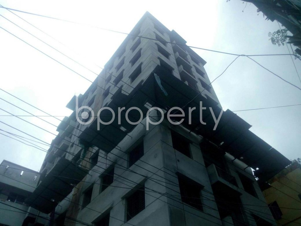 Outside view - 3 Bed Apartment for Sale in Rampura, Dhaka - 1913196