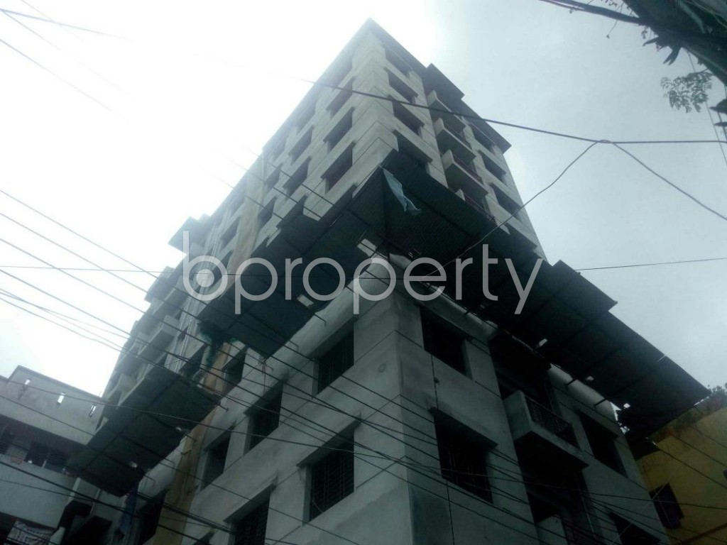 Outside view - 3 Bed Apartment for Sale in Rampura, Dhaka - 1913197