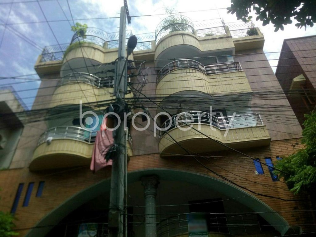 Front view - 2 Bed Apartment to Rent in Panchlaish, Chattogram - 1913226