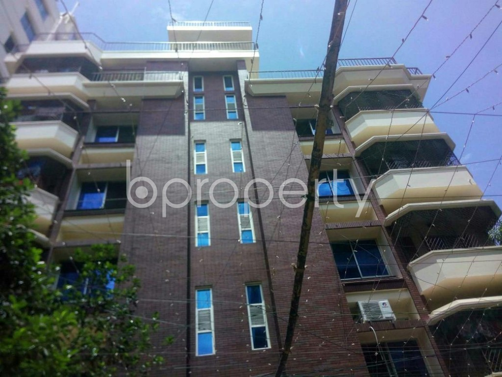 Front view - 4 Bed Apartment to Rent in Panchlaish, Chattogram - 1913232