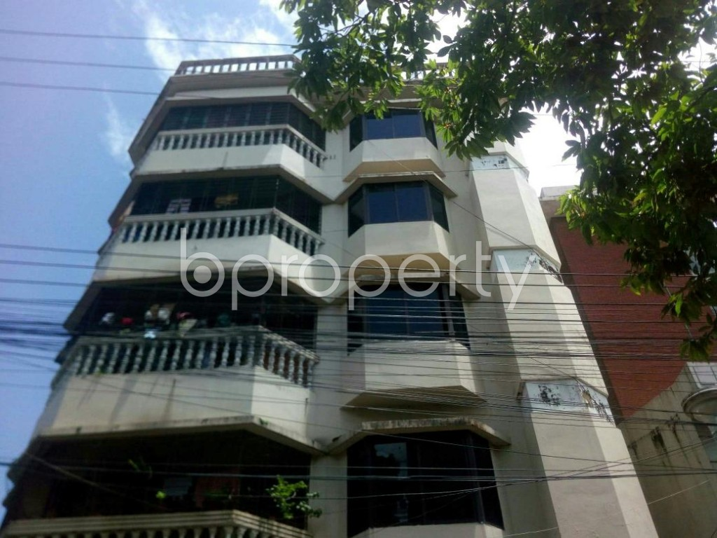 Front view - 2 Bed Apartment to Rent in Panchlaish, Chattogram - 1913239