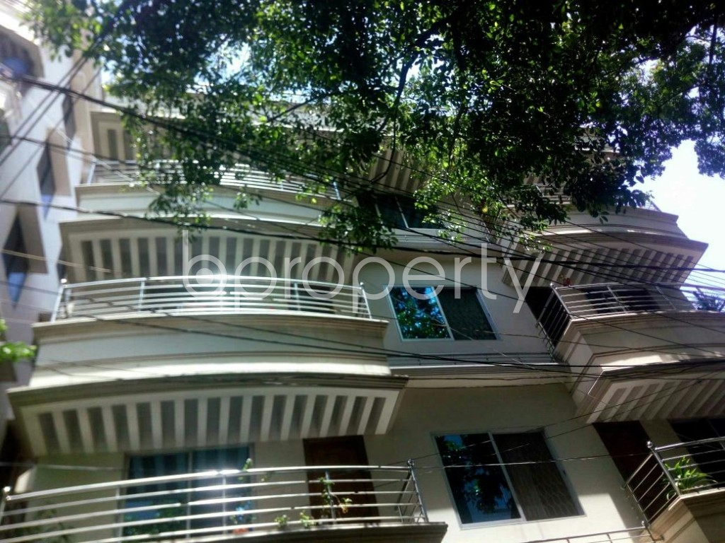 Front view - 3 Bed Apartment to Rent in Panchlaish, Chattogram - 1913243