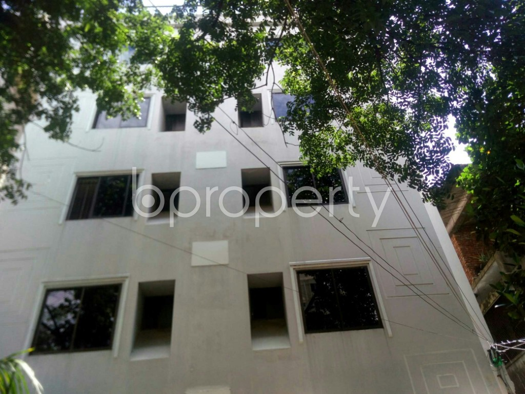 Outside view - 2 Bed Apartment to Rent in Panchlaish, Chattogram - 1913259