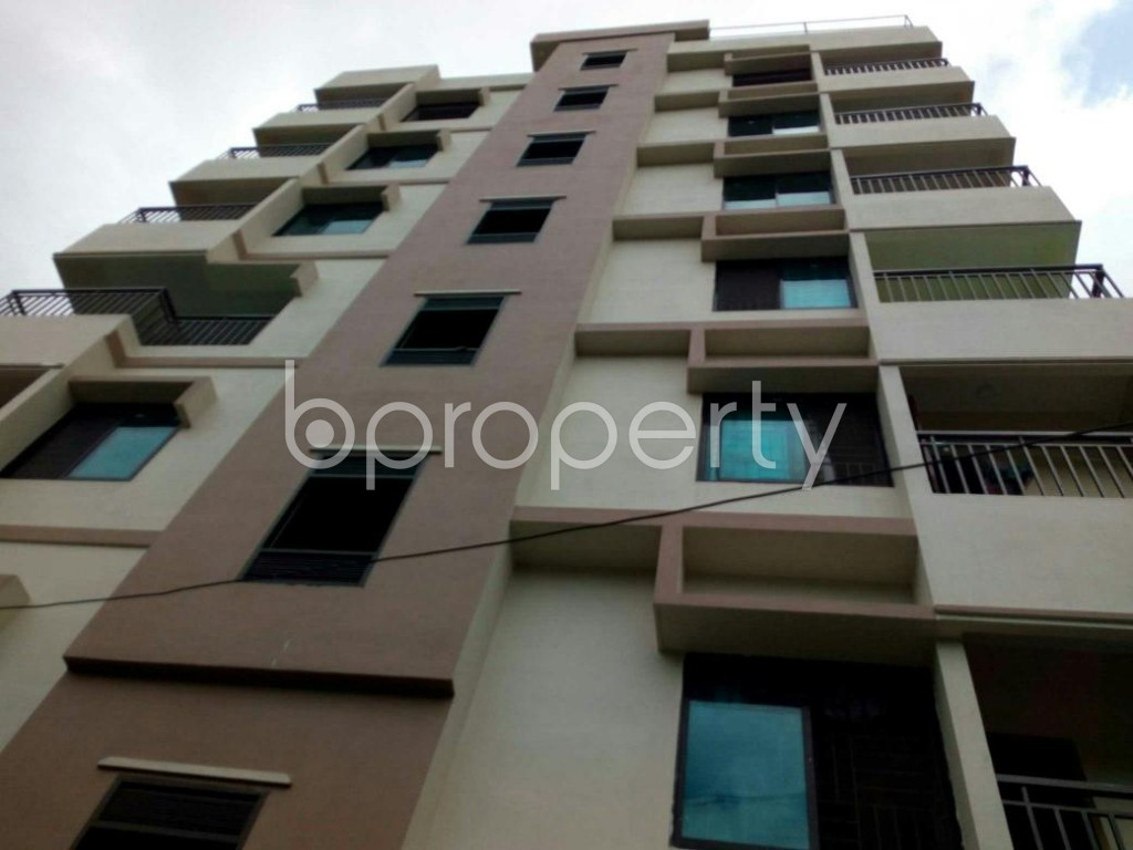 Front view - 2 Bed Apartment to Rent in Hathazari, Chattogram - 1913285