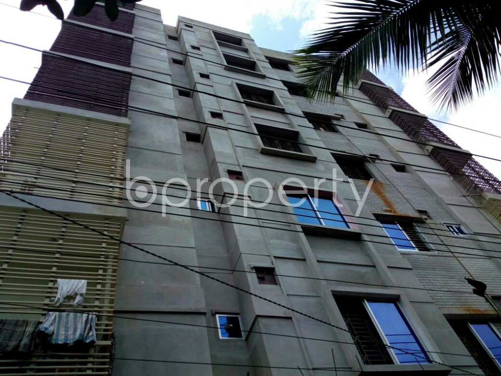 Outside view - 2 Bed Apartment to Rent in Hathazari, Chattogram - 1913286