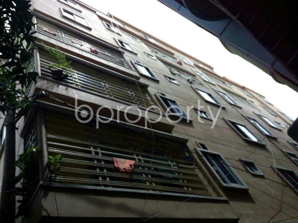 Front view - 2 Bed Apartment to Rent in Hathazari, Chattogram - 1913291