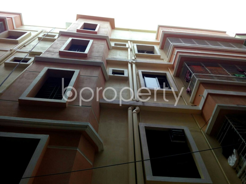 Outside view - 2 Bed Apartment to Rent in Hathazari, Chattogram - 1913292