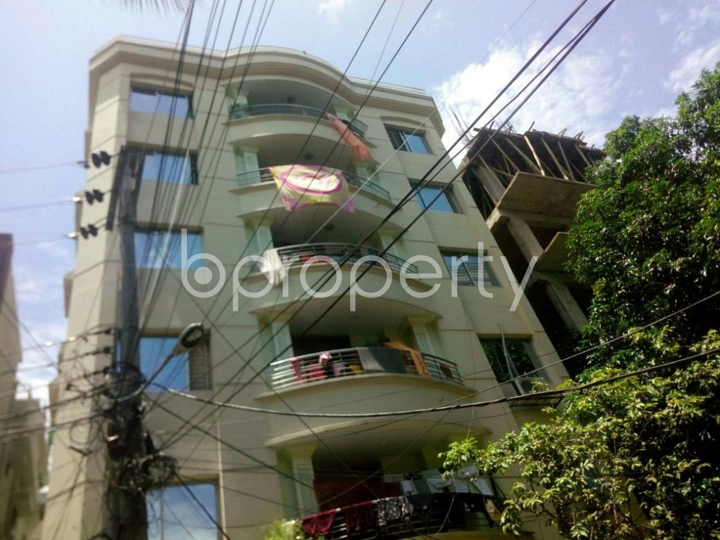 Front view - 3 Bed Apartment to Rent in Panchlaish, Chattogram - 1913322