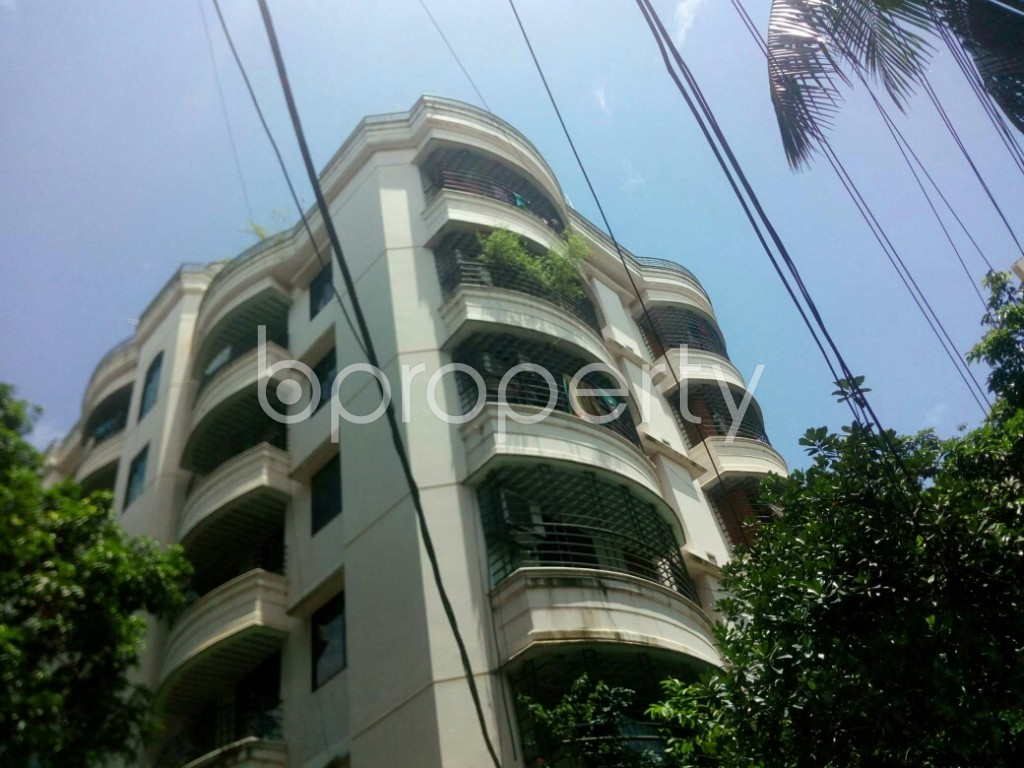 Outside view - 3 Bed Apartment to Rent in Panchlaish, Chattogram - 1913338