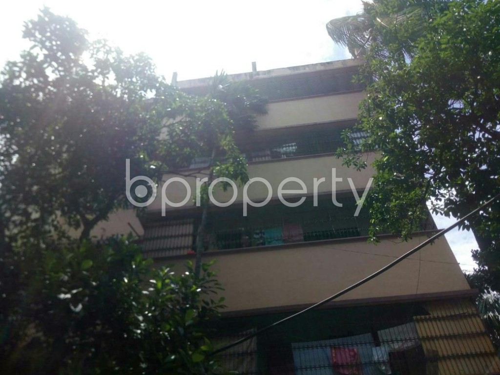 Front view - 3 Bed Apartment to Rent in Panchlaish, Chattogram - 1913339