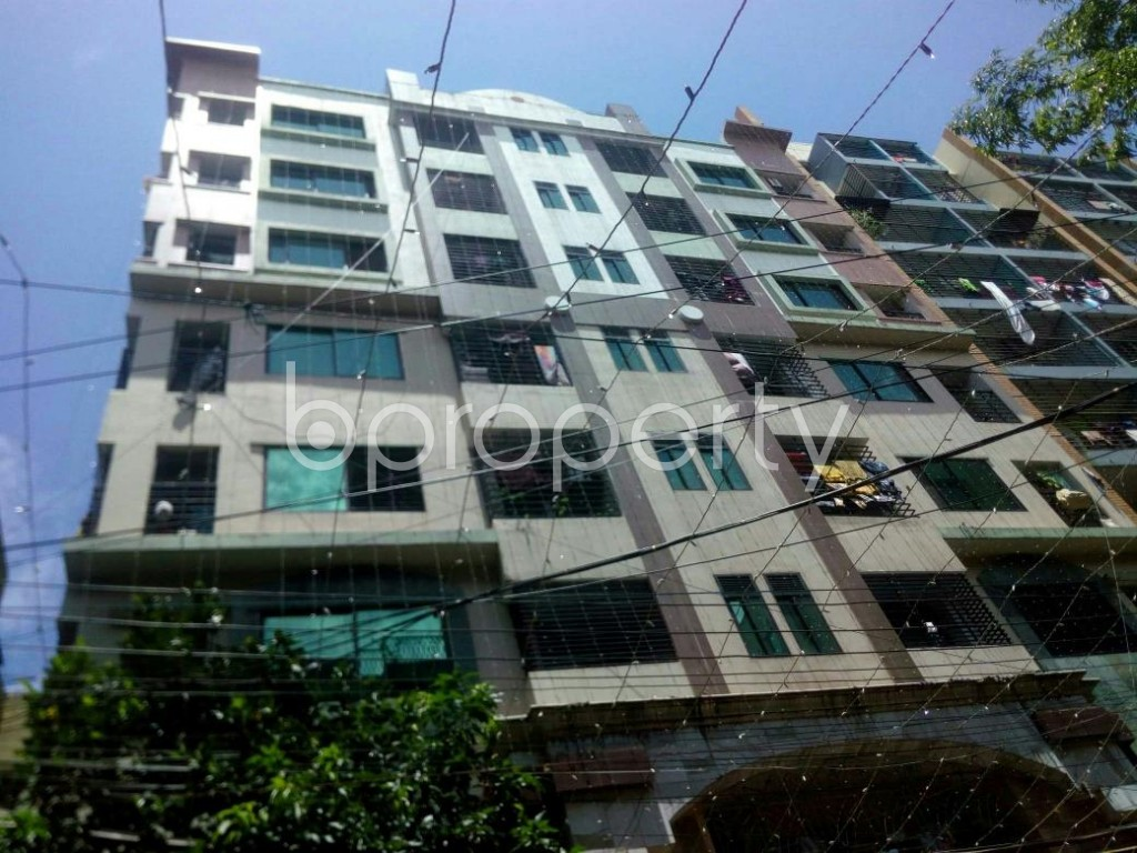 Front view - 3 Bed Apartment to Rent in Panchlaish, Chattogram - 1913341