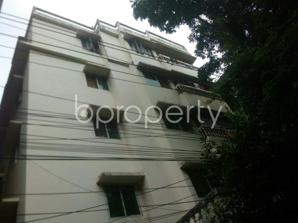 Outside view - 2 Bed Apartment to Rent in Panchlaish, Chattogram - 1913352