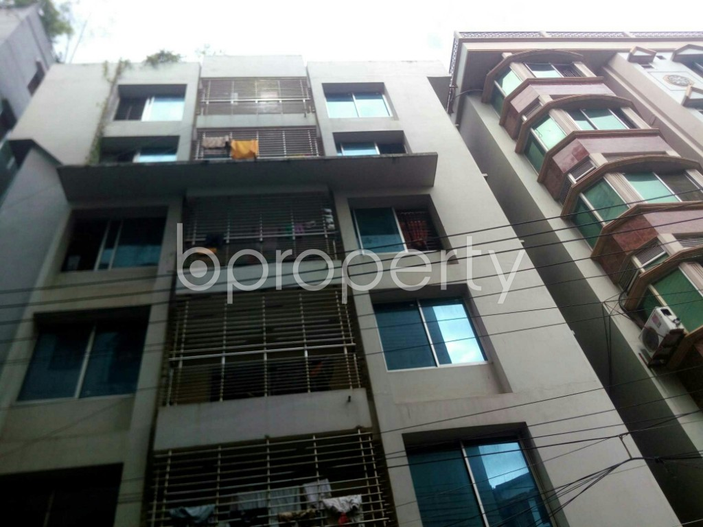 Front view - 3 Bed Apartment to Rent in Panchlaish, Chattogram - 1913353
