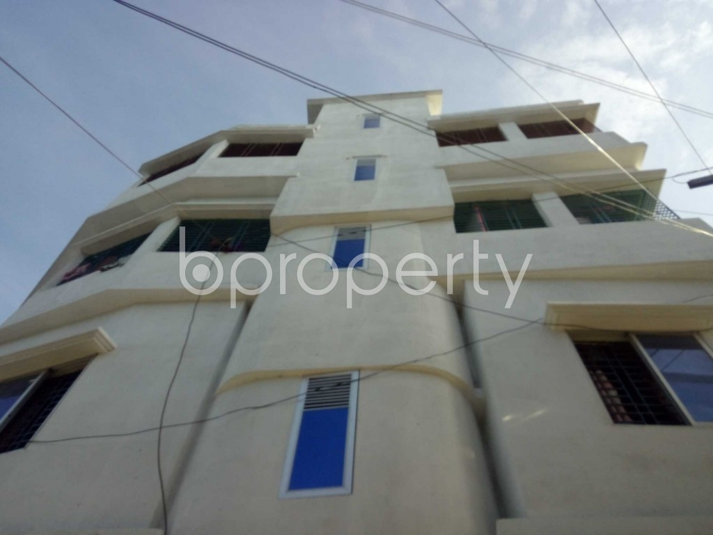 Outside view - 2 Bed Apartment to Rent in Patenga, Chattogram - 1913374