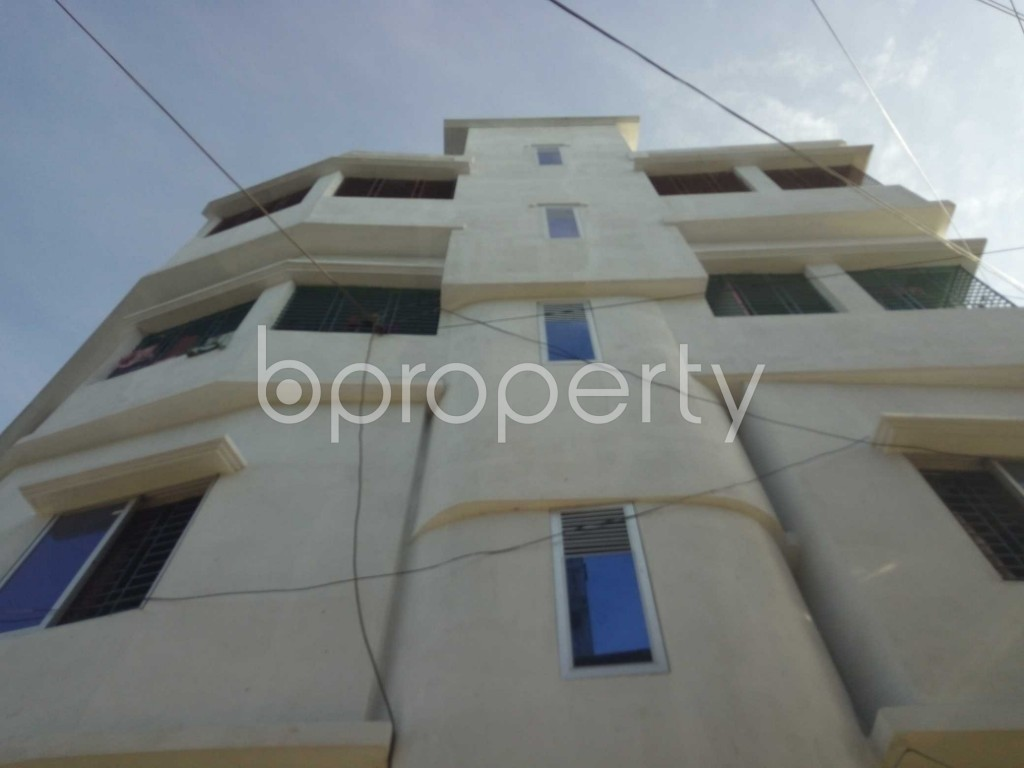 Outside view - 2 Bed Apartment to Rent in Patenga, Chattogram - 1913375