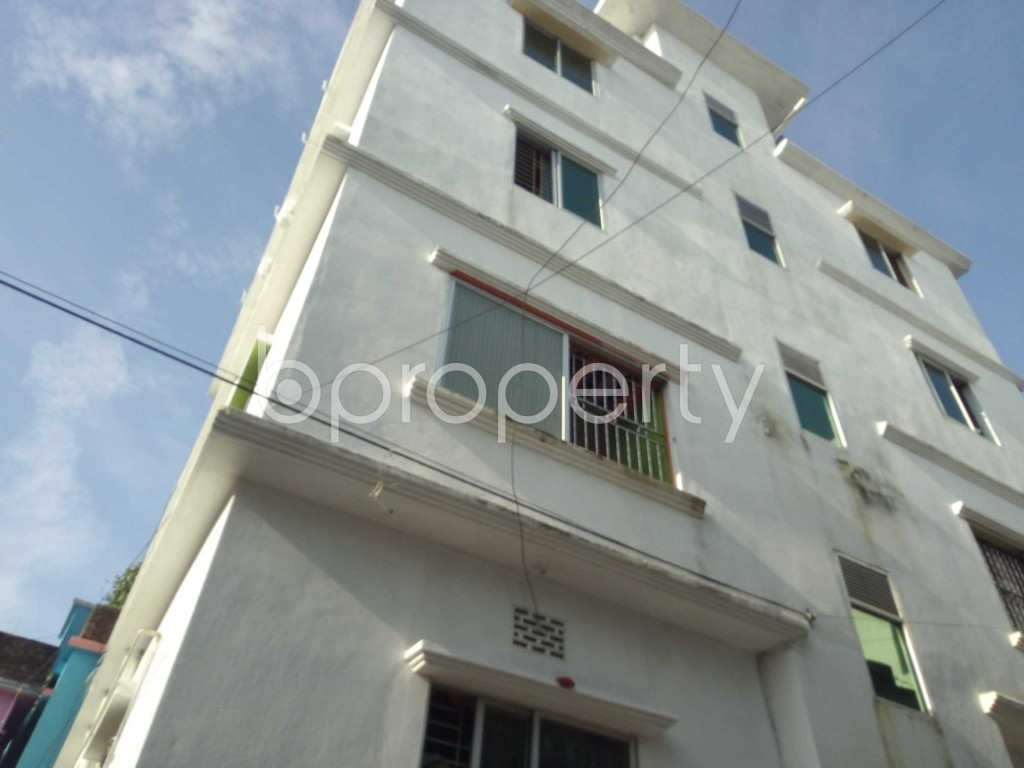 Outside view - 2 Bed Apartment to Rent in Patenga, Chattogram - 1913387
