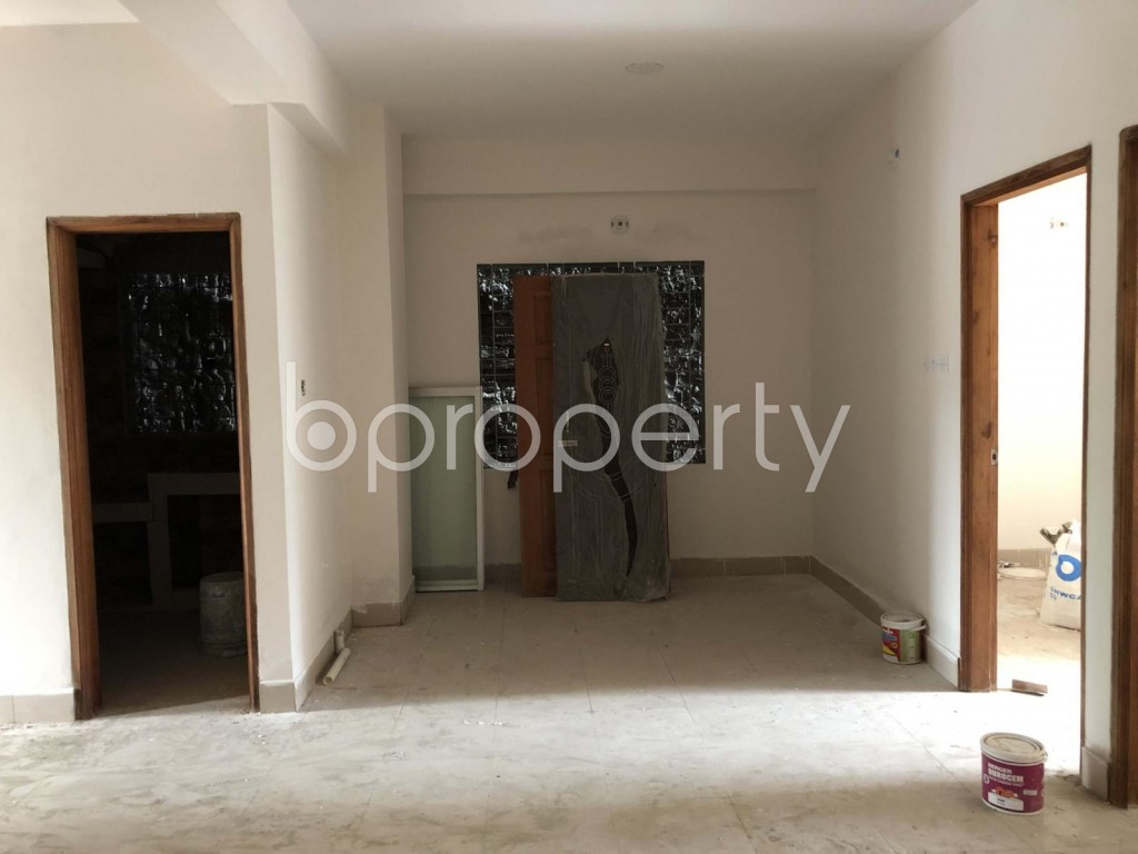 Dining area - 2 Bed Apartment for Sale in Mirpur, Dhaka - 1897039