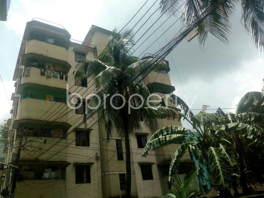 Outside view - 1 Bed Apartment to Rent in East Nasirabad, Chattogram - 1913557