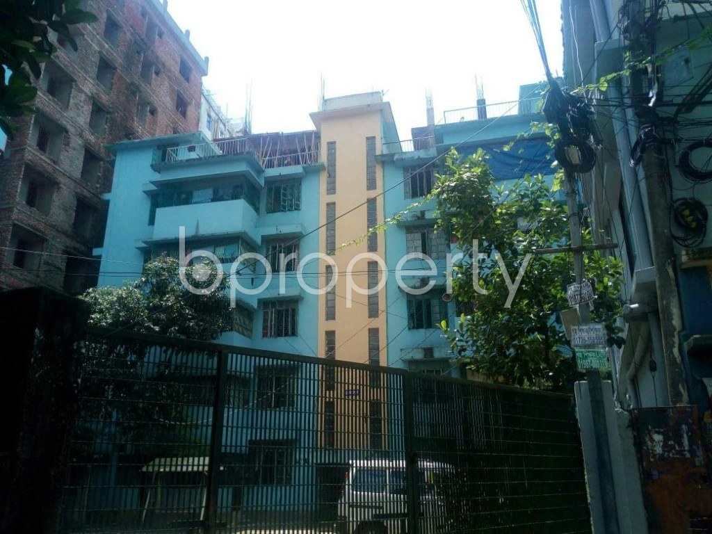 Front view - 1 Bed Apartment to Rent in East Nasirabad, Chattogram - 1913565
