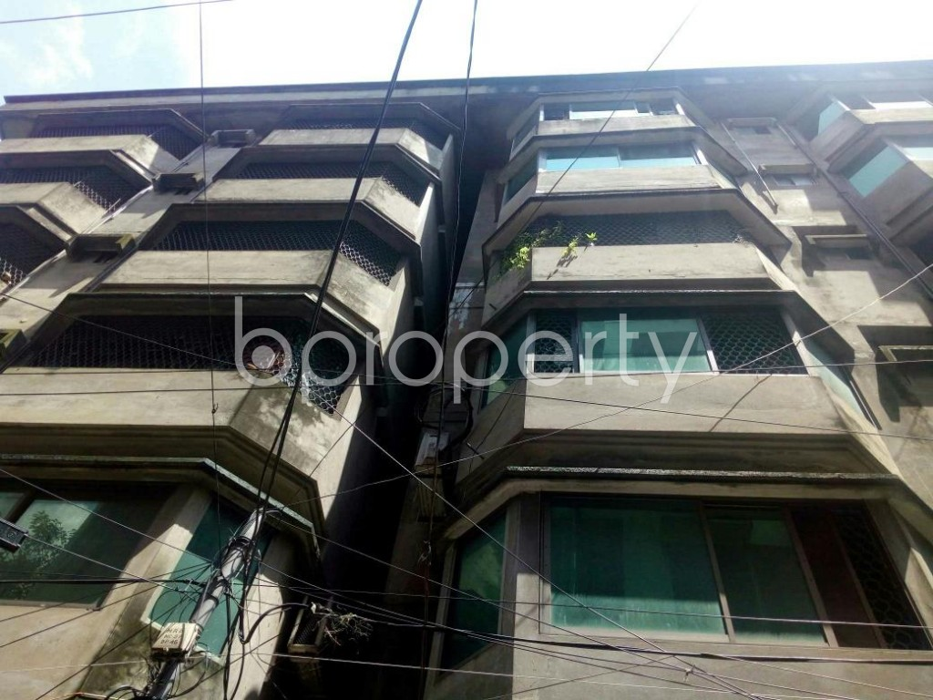 Front view - 2 Bed Apartment to Rent in East Nasirabad, Chattogram - 1913577