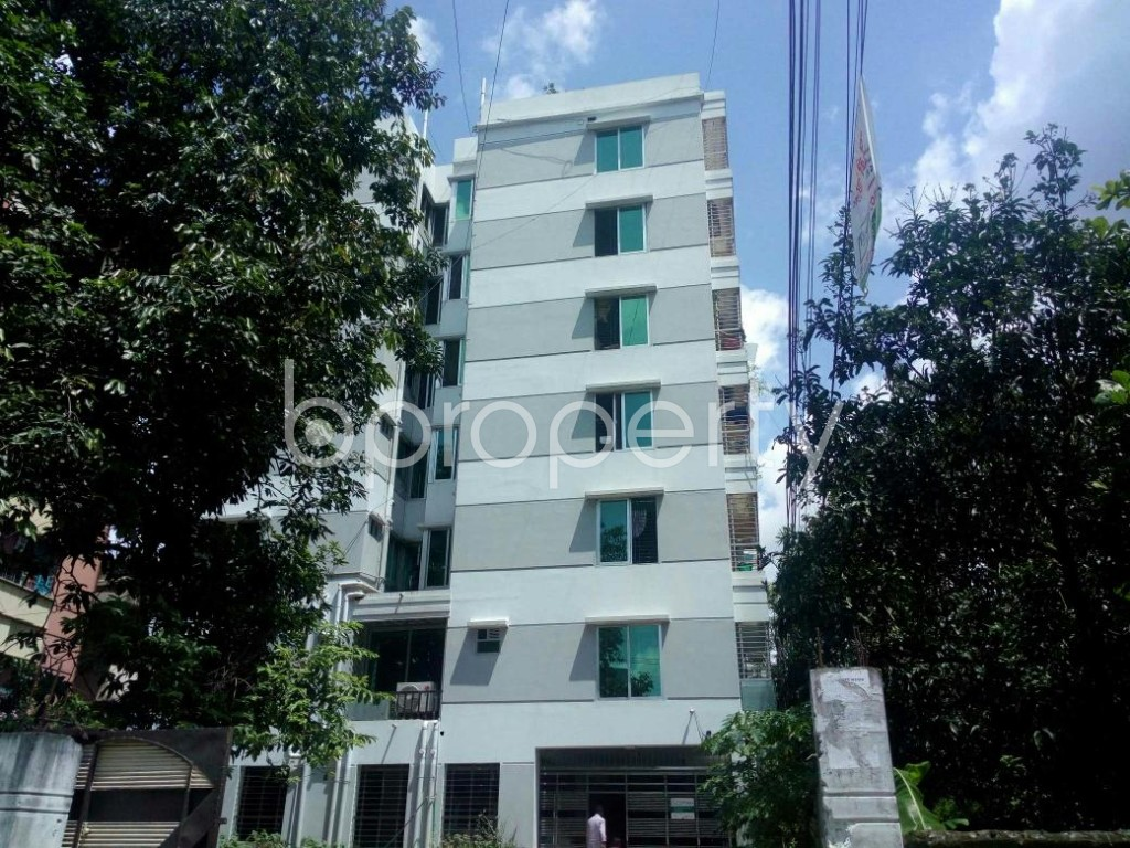 Front view - 3 Bed Apartment to Rent in East Nasirabad, Chattogram - 1913579