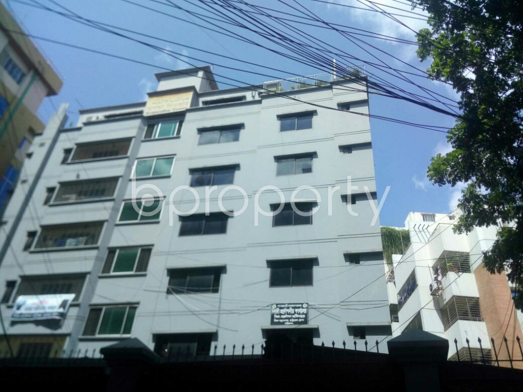 Outside view - 3 Bed Apartment to Rent in Panchlaish, Chattogram - 1913583