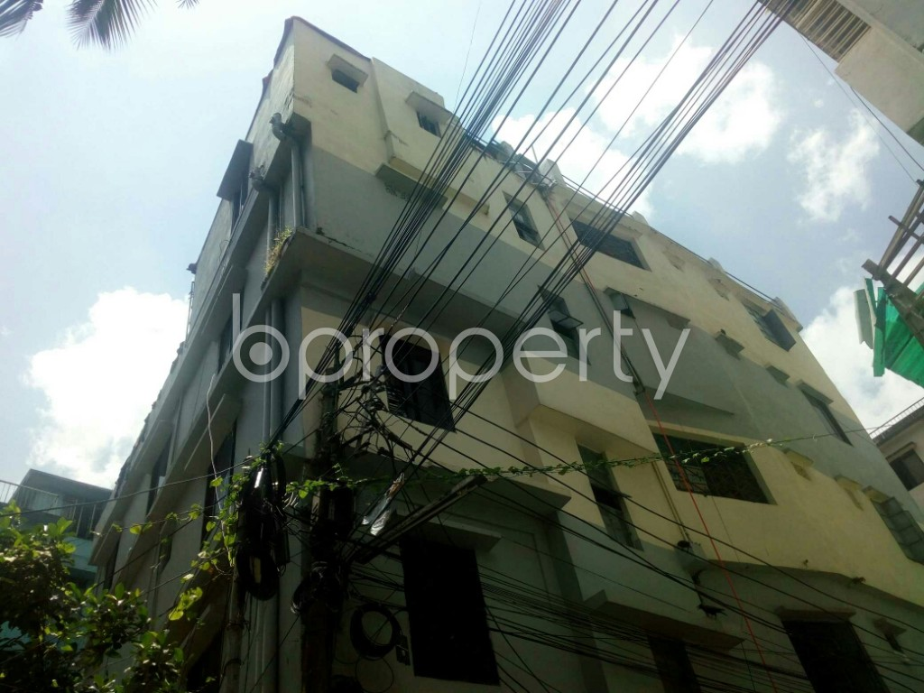 Outside view - 1 Bed Apartment to Rent in East Nasirabad, Chattogram - 1913595