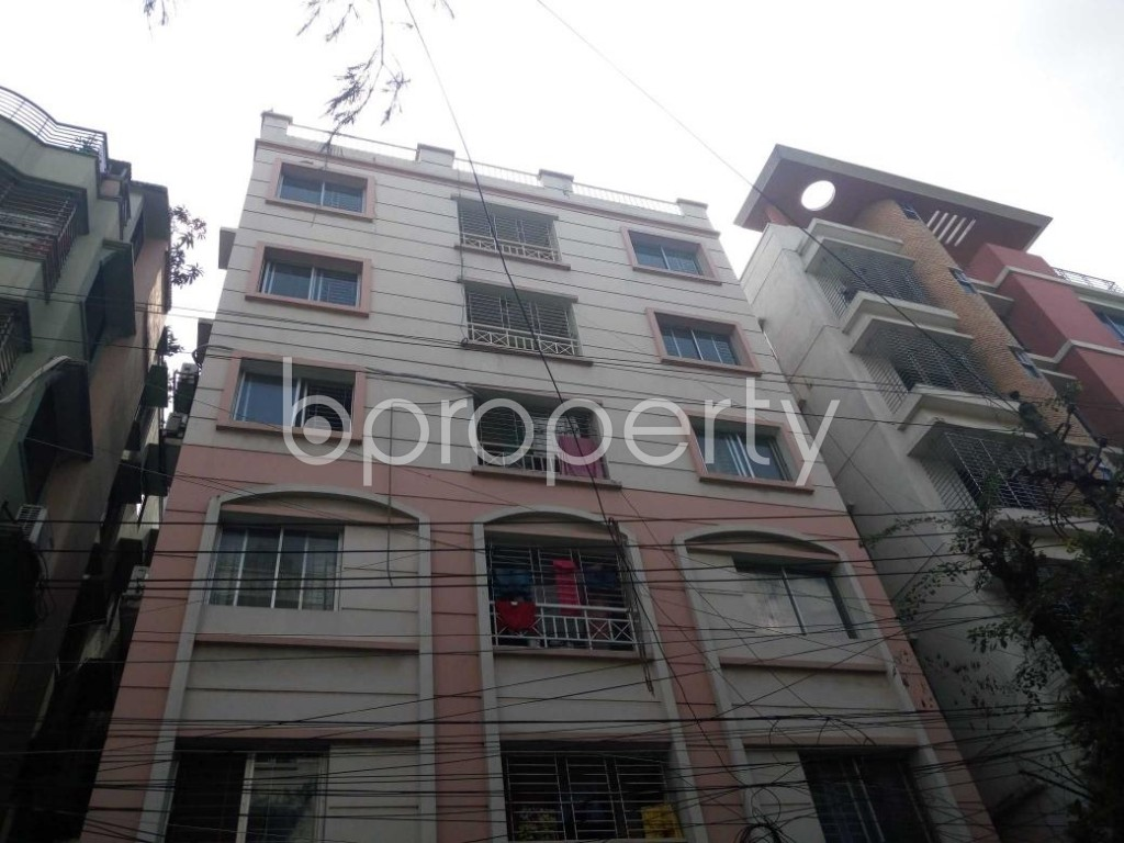 Front view - 3 Bed Apartment to Rent in Uttara, Dhaka - 1913614