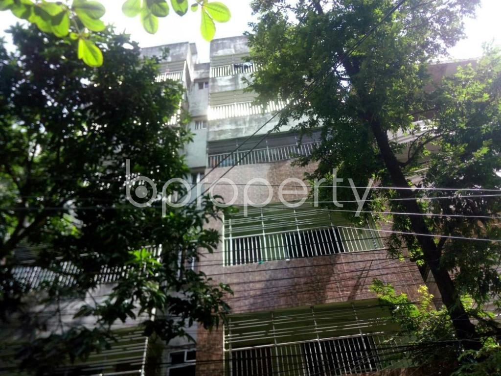 Front view - 3 Bed Apartment to Rent in Panchlaish, Chattogram - 1913631