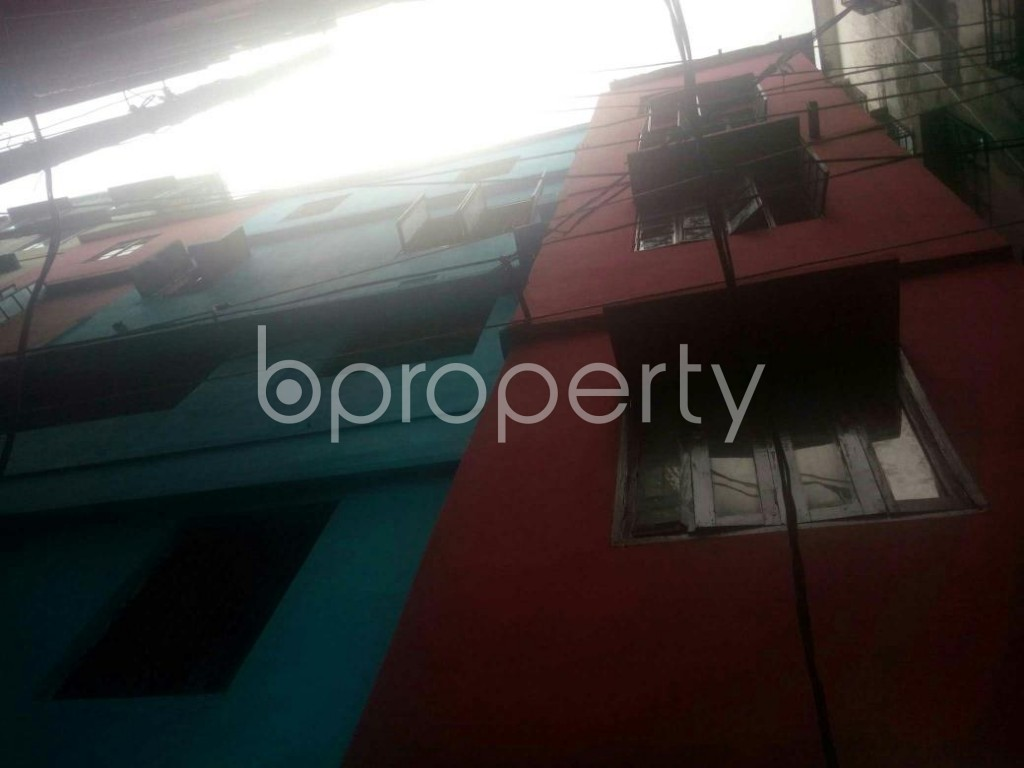 Outside view - 4 Bed Apartment for Sale in Rampura, Dhaka - 1913696