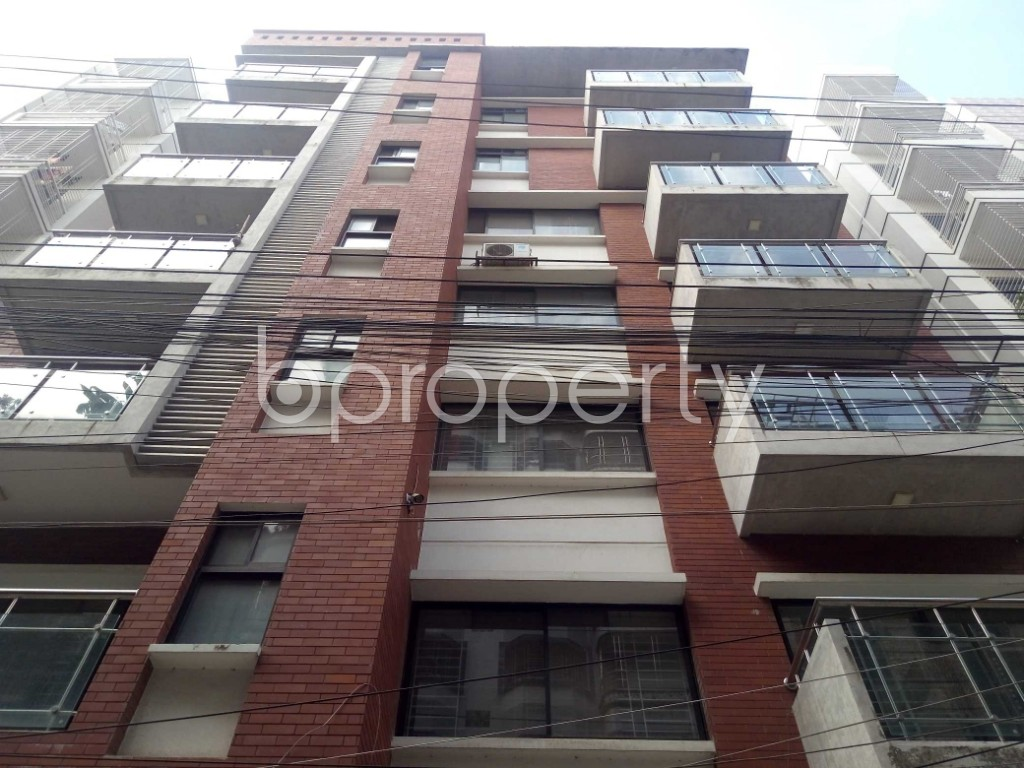 Front view - 3 Bed Apartment to Rent in Uttara, Dhaka - 1913722