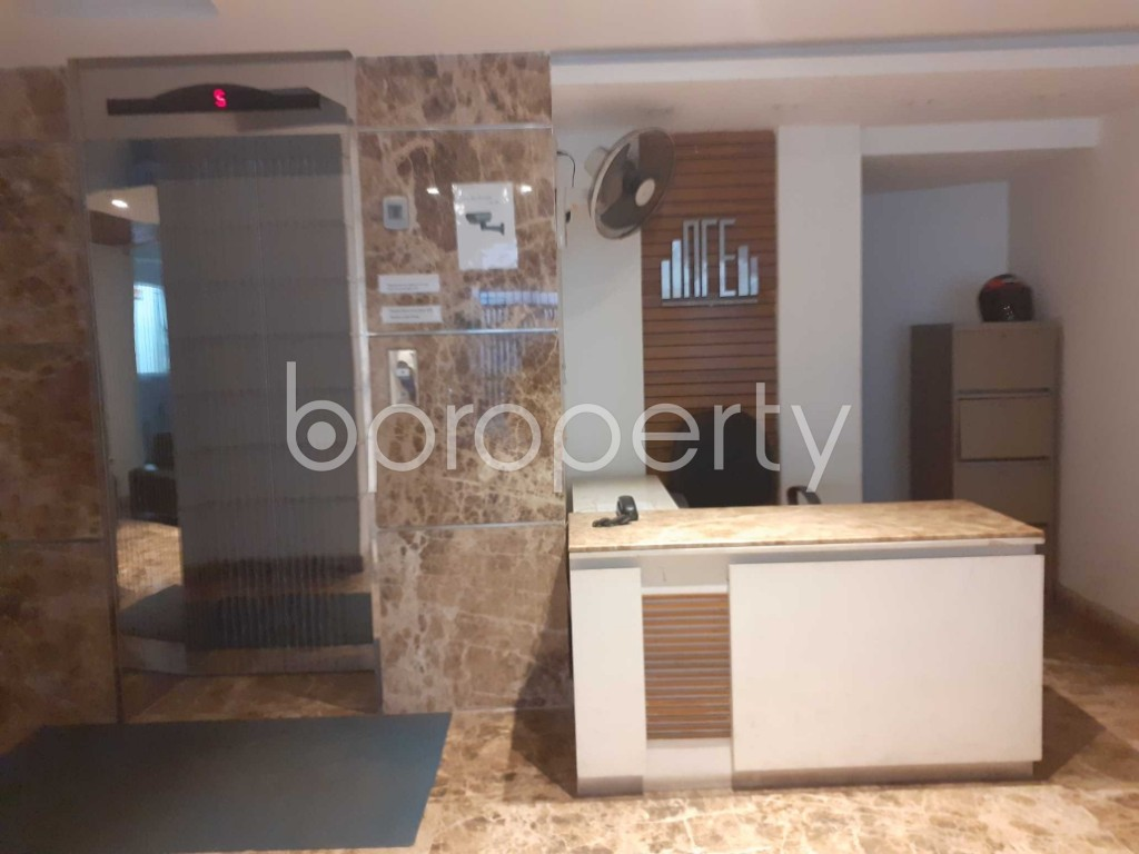 Lobby - 3 Bed Apartment for Sale in Lalmatia, Dhaka - 1913752