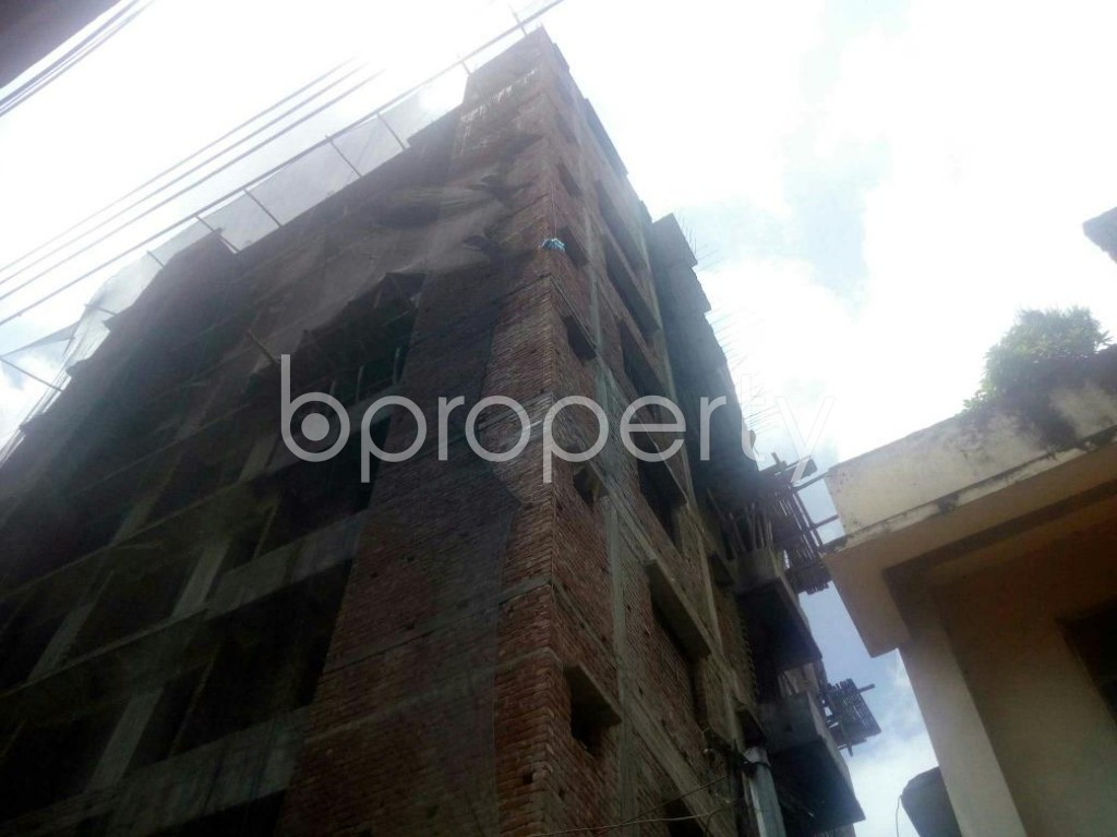 Outside view - 3 Bed Apartment for Sale in Rampura, Dhaka - 1913770