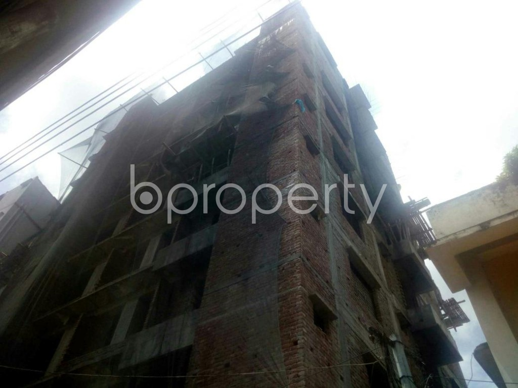 Outside view - 3 Bed Apartment for Sale in Rampura, Dhaka - 1913771