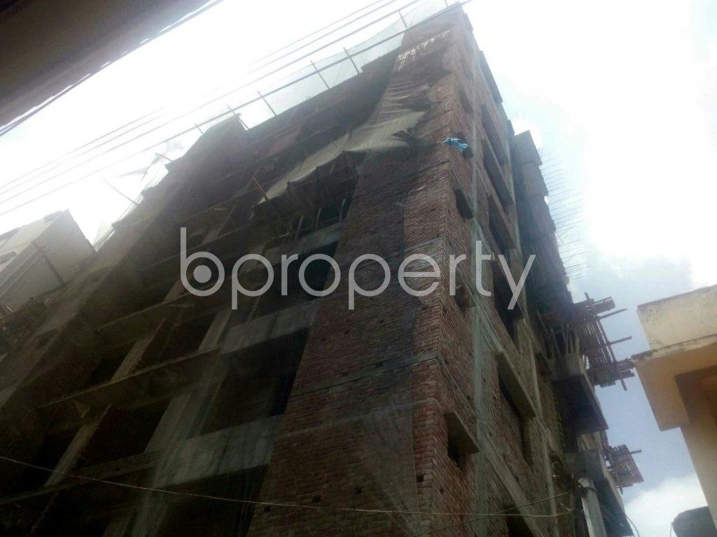 Outside view - 3 Bed Apartment for Sale in Rampura, Dhaka - 1913772