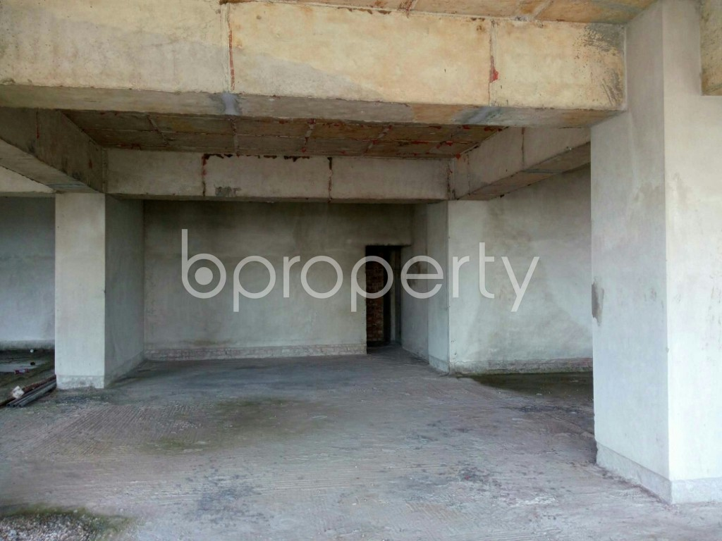 Commercial inside - Office for Sale in Double Mooring, Chattogram - 1913777