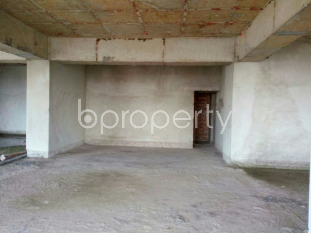 Commercial inside - Office for Sale in Double Mooring, Chattogram - 1913779