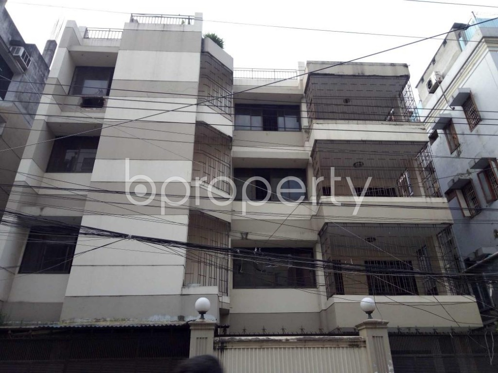 Front view - Office to Rent in Uttara, Dhaka - 1913780