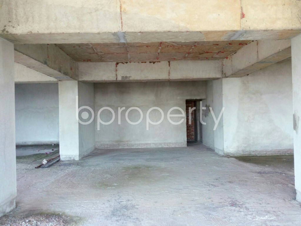Commercial inside - Office for Sale in Double Mooring, Chattogram - 1913783