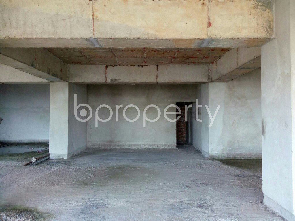 Commercial inside - Office for Sale in Double Mooring, Chattogram - 1913786