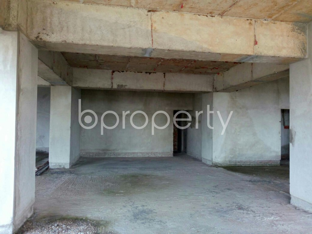Commercial inside - Office for Sale in Double Mooring, Chattogram - 1913802