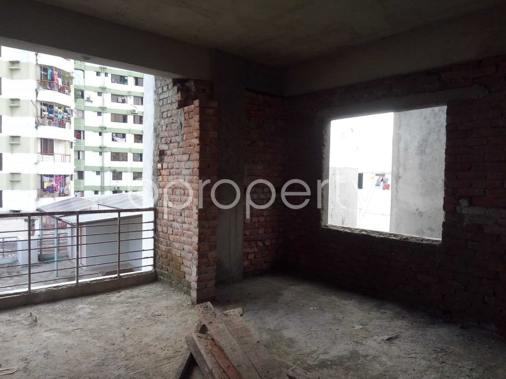Bedroom - 3 Bed Apartment for Sale in Maghbazar, Dhaka - 1913808