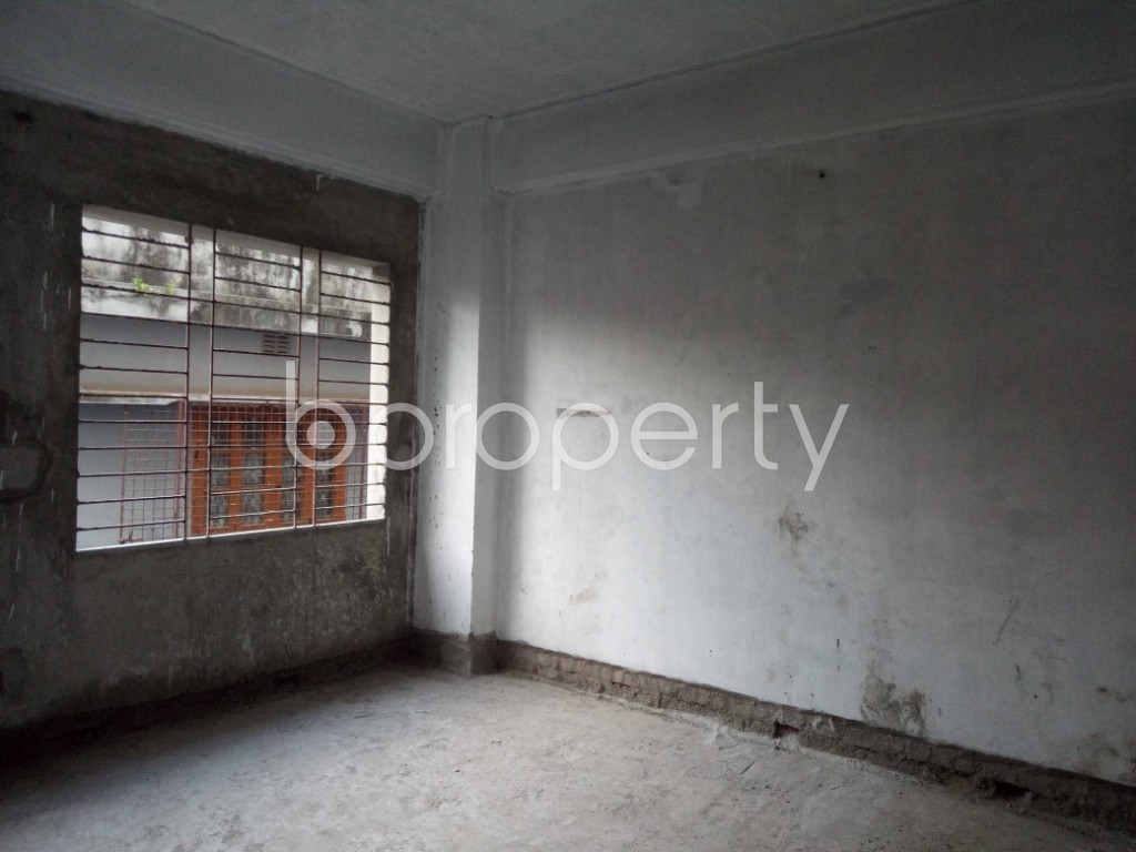 Bedroom - 3 Bed Apartment for Sale in Maghbazar, Dhaka - 1913809