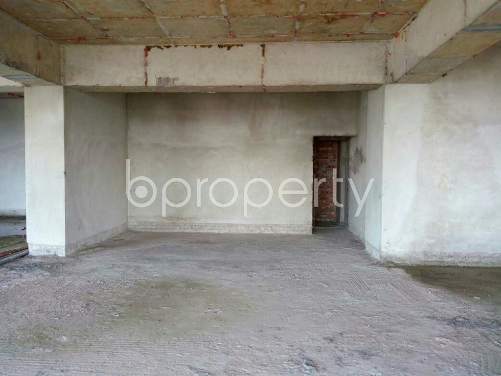 Commercial inside - Office for Sale in Double Mooring, Chattogram - 1913819